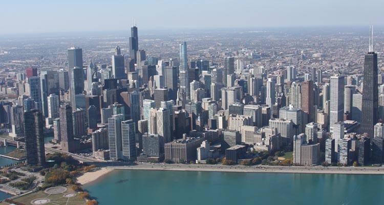 Que visiter lors d'un stage à Chicago ?