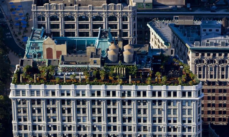 Top 5 des rooftops les plus beaux de New York