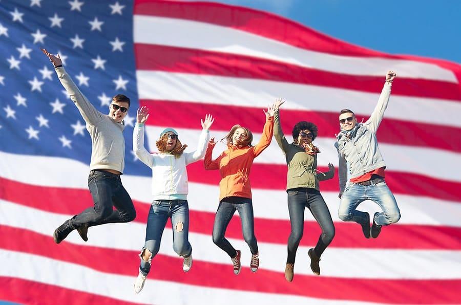Et les adolescents américains
