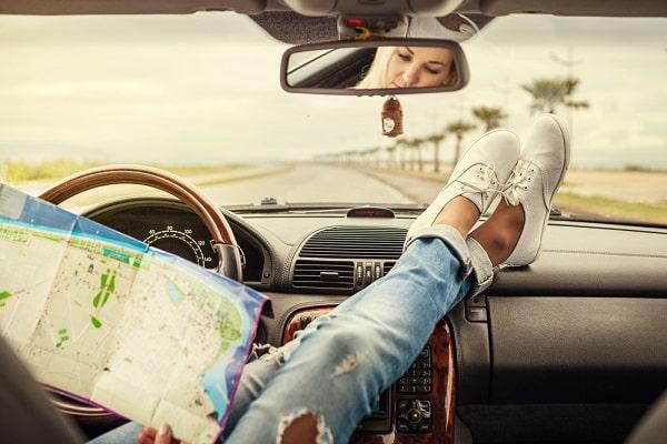 Partir en Road trip après son stage aux USA