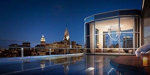 Location d'appartement à New-York pendant son stage : les questions à se poser