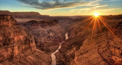 Explorer le Grand Canyon autrement pendant ton stage aux USA !