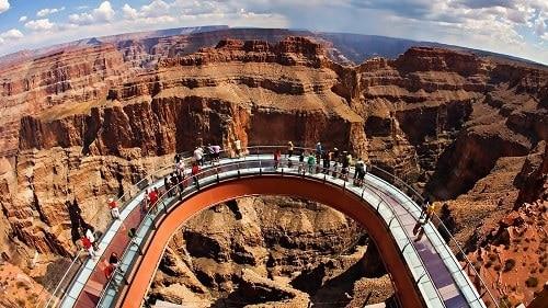 Skywalk - Grand Canyon
