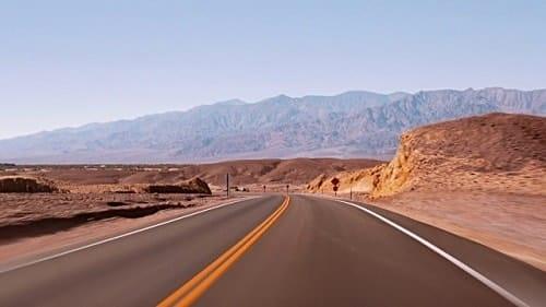 Route 190 - La Vallée de La Mort