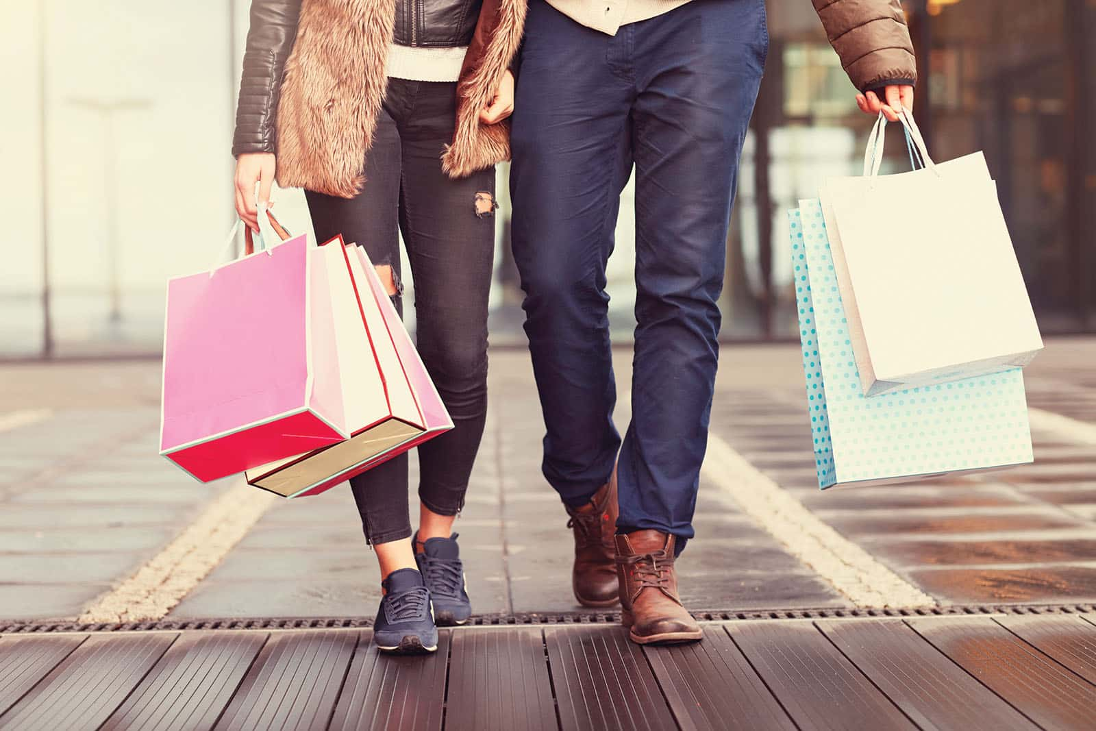 Shopping aux USA : attention aux pièges !