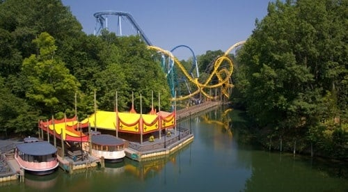 Busch Gardens Williamsburg - Virginie