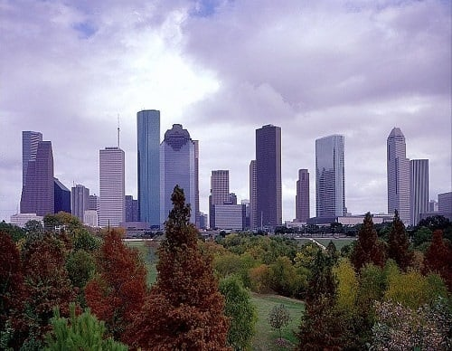 Panorama sur Houston