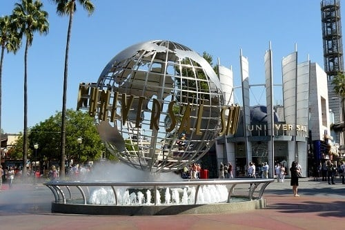 Universal Studios - Hollywood