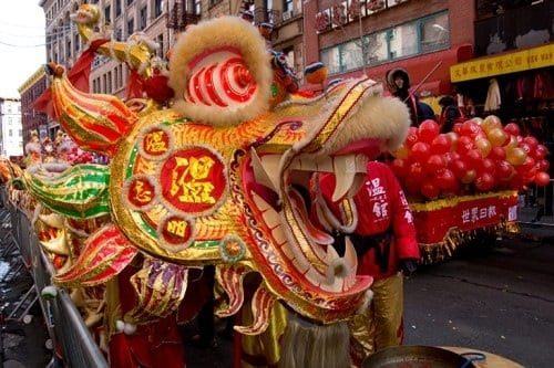 Nouvel An Chinois - New-York