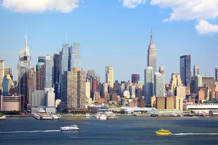 Les immeubles les plus mythiques de New-York pendant ton stage aux USA