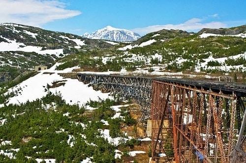 Parc historique national de la ruée vers l'or du Klondike - Alaska