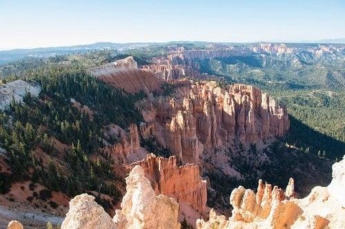 Parc national de Brice Canyon - Utah