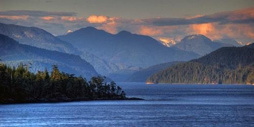 Passage Intérieur - Alaska