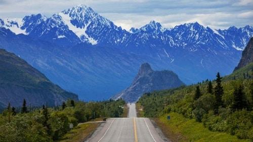 Route de l'Alaska