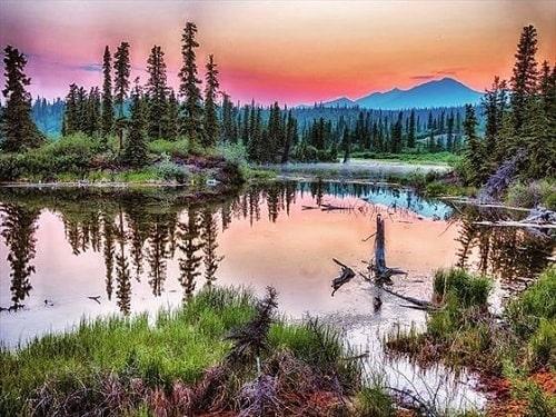 Wrangell - Saint - Elie National Park - Alaska