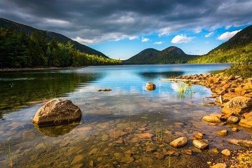 Parc national d'Acadia - Maine