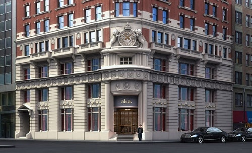 Aka Wall Street Hotel - New-York