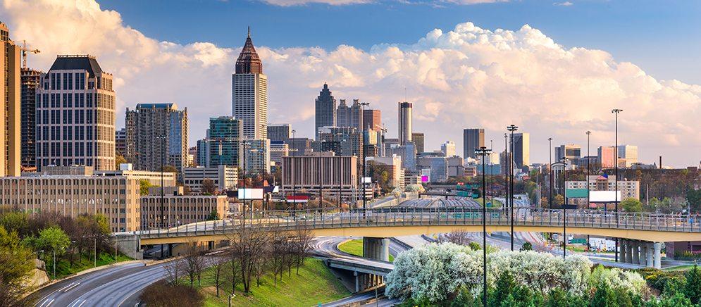 Atlanta, une ville incontournable pendant ton stage aux USA