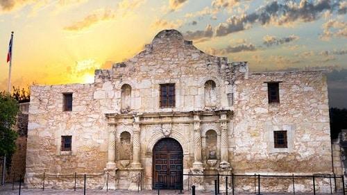 Fort Alamo - Texas