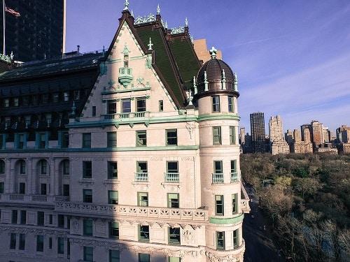 Plaza Hotel - New-York