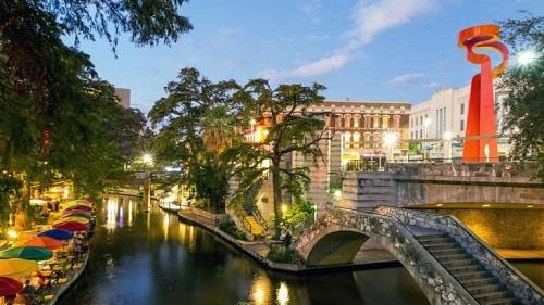 San Antonio - Rivière
