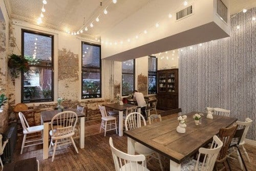 Maman Restaurant - New-York