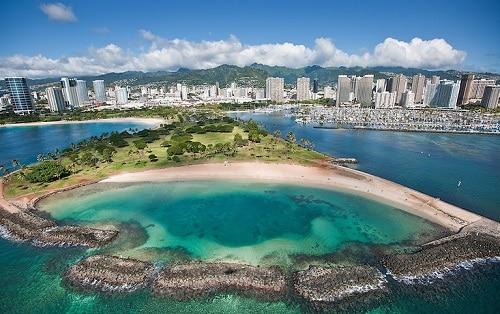 Ala Moana Park - Honolulu