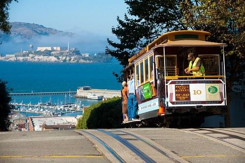 Comment visiter San Francisco de manière insolite ?