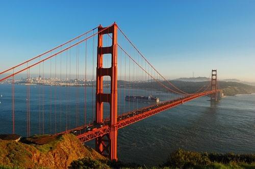 Comment traverser la baie de San Francisco à pieds ?