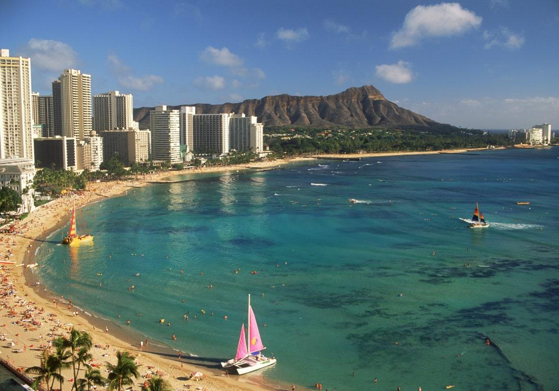 Faire son stage à Honolulu … Pourquoi pas toi ?