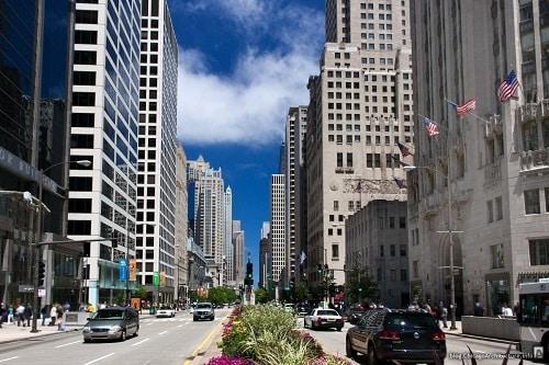 Michigan Avenue - Chicago