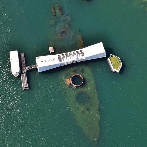 Pearl Harbor - Hawaï