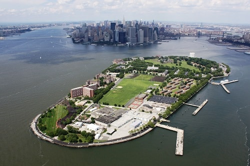Governors Island - New-York