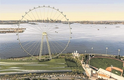 Grande roue - Staten Island
