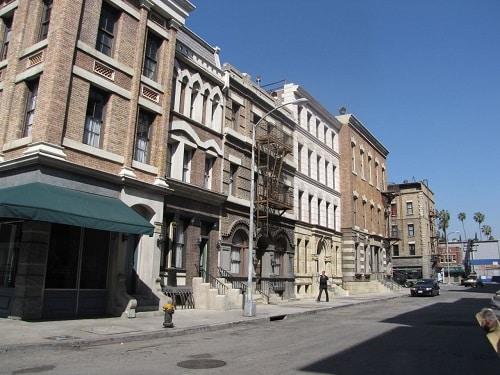 Paramount Studio - New-York