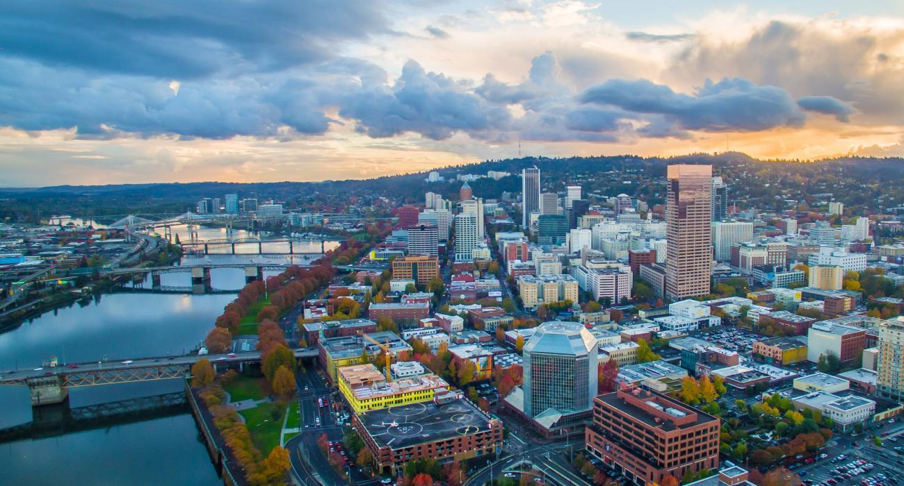 A la découverte de Portland pendant ton stage aux USA !