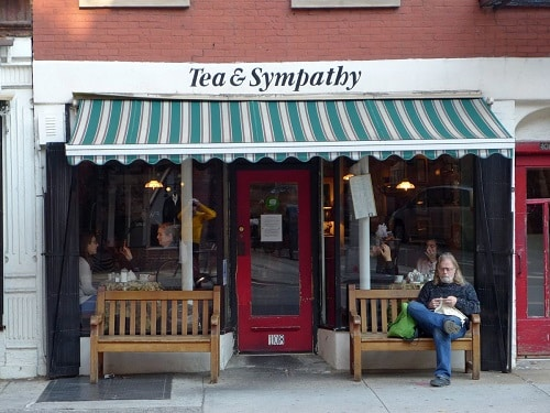 Tea & Sympathy - New-York