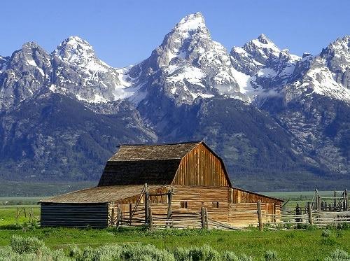 Vallée de Jackson Hole / Wyoming
