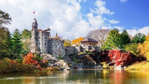 Château du Belvédère - Central Park
