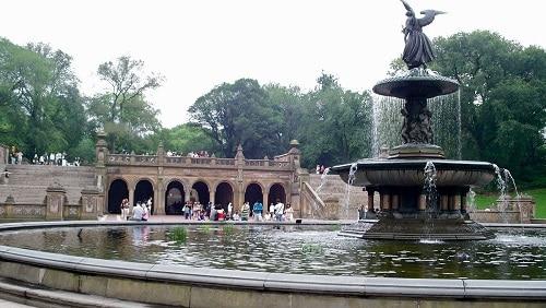 Fontaine Bethesda - Central Park