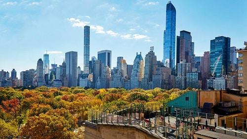 stage à Manhattan