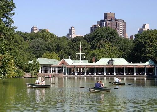 The Loeb Boathouse - Central Park