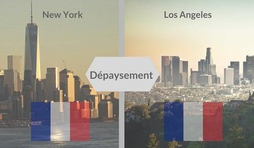Dépaysement NY LA