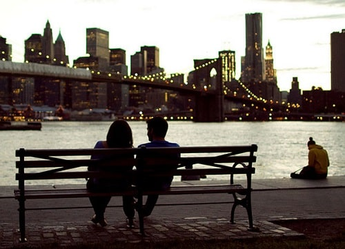 NYC romantic