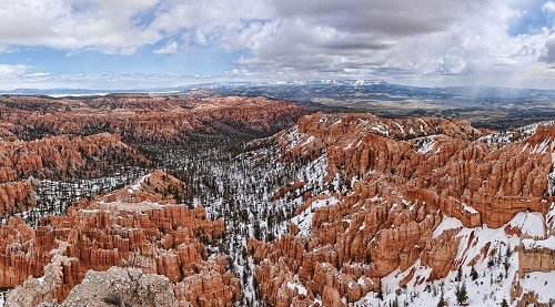 Parc national de Bryce Canyon / Utah