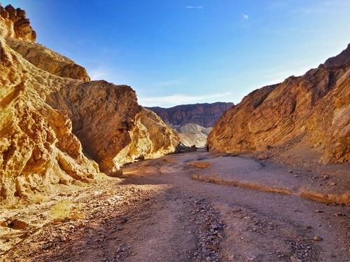 Parc national de la Vallée de la Mort / Californie