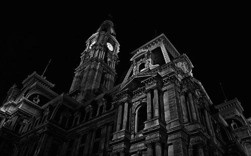 Philadelphia City Hall - Philadelphie