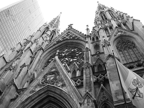 St Patrick's Cathedral - New York City