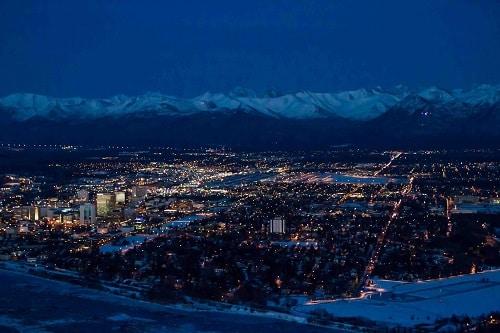 Noël à Anchorage
