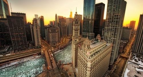 Noël à Chicago